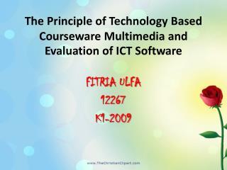 FITRIA ULFA 12267 K1-2009