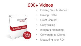 200+ Videos