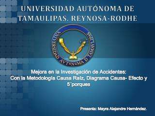 Mejora en la Investigación de Accidentes: