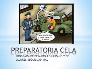 PREPARATORIA CELA