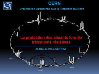 CERN Organisation Européenne pour la Recherche Nucl éaire