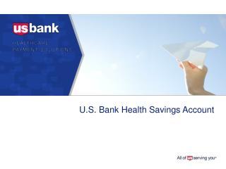 U.S. Bank Health Savings Account