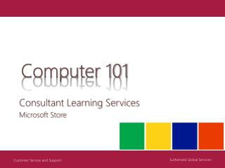 Consultant Learning Services Microsoft Store