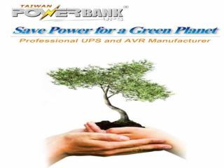 Powerbank Corporate Overview