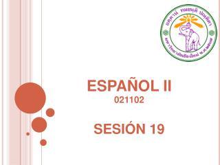 ESPA�OL II 021102