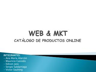 WEB & MKT