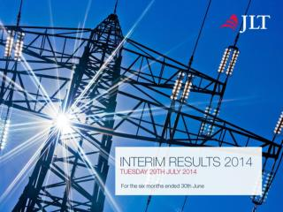 2014 Interim Results
