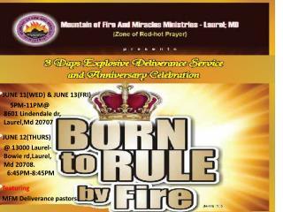 > JUNE 11(WED) & JUNE 13(FRI) 5PM-11PM @     8601  Lindendale dr , Laurel,Md  20707