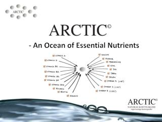 - An Ocean of Essential Nutrients