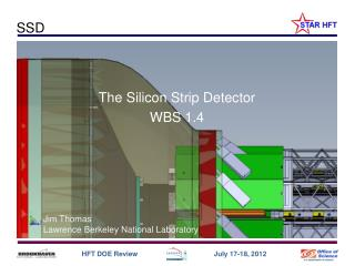The Silicon Strip Detector WBS 1.4
