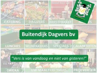 Buitendijk Dagvers bv