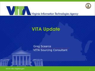VITA Update