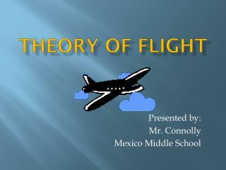 Theory of flight