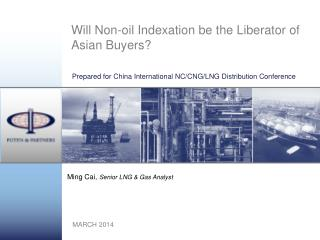Will Non-oil Indexation be the Liberator of Asian Buyers?