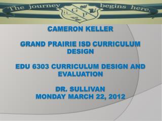 Grand Prairie Ninth Grade Center  Mission Statement