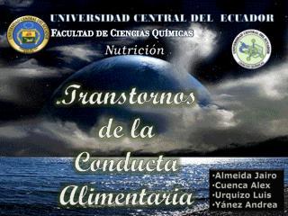 . Transtornos  de la Conducta Alimentaria