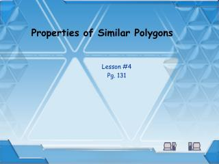 Properties of Similar Polygons