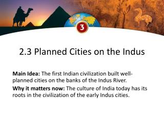 2.3 Planned Cities on the Indus