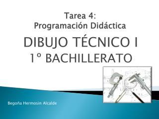 Tarea 4: Programación Didáctica