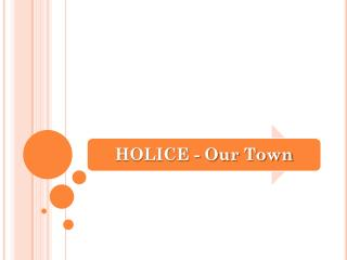 Our town  - Holice