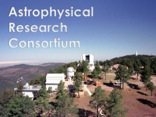 Astrophysical Research Consortium