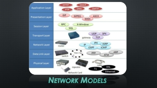 OSI Model  Encapsulation  GROUP 1