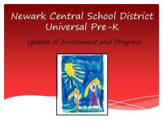 Newark Central School District Universal Pre-K
