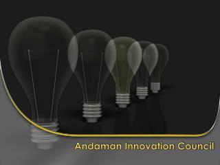 Andaman Innovation Council