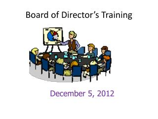 Board of Director's Training