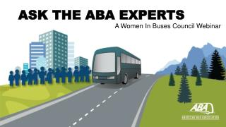 ASK THE ABA EXPERTS