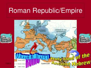 Roman Republic/Empire