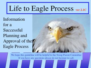 Life to Eagle Process ver 2.1C