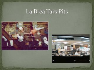 La Brea Tars Pits