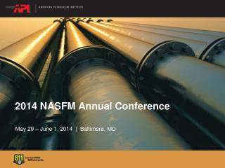 2014  NASFM Annual  Conference