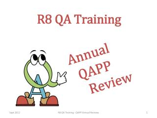 R8 QA Training