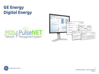 GE Energy Digital Energy
