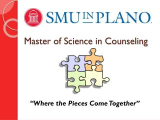 Master of Science in Counseling
