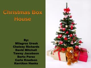 Christmas Box  House