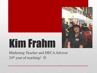 Kim Frahm