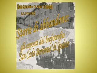 """Liceo Scientifico """"A. Volta"""" di Spoleto"""