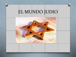 EL MUNDO JUDIO