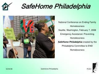 SafeHome Philadelphia by Phyllis Ryan-Jackson PPT  480 KB ...