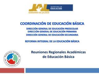 COORDINACIÓN DE EDUCACIÓN BÁSICA DIRECCIÓN GENERAL DE EDUCACIÓN PREESCOLAR