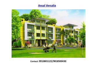 Ansal Versalia
