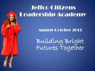 Jeffco Citizens Leadership Academy
