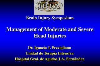 Brain Injury Symposium