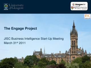 The Engage Project