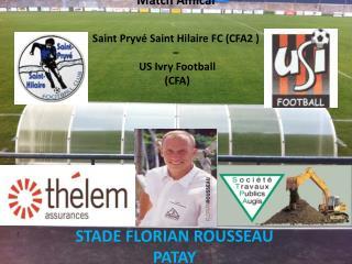 STADE FLORIAN ROUSSEAU P ATAY
