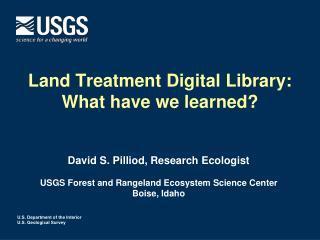 Land  Treatment Digital  Library: What have we learned?