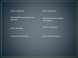 �Qu� es Outlook?